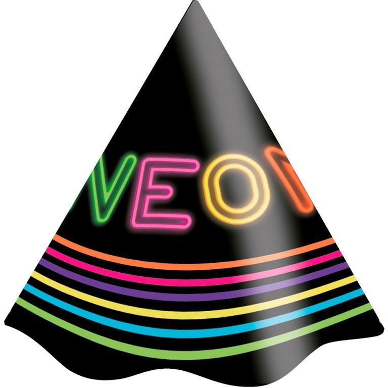 Chapéu Neon