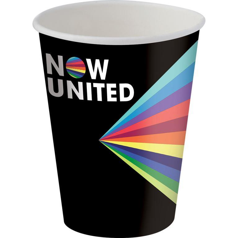 Copo Papel 200Ml Now United