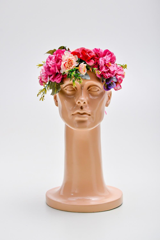 Coroa Flores com  Variedades de  Cores e Modelos
