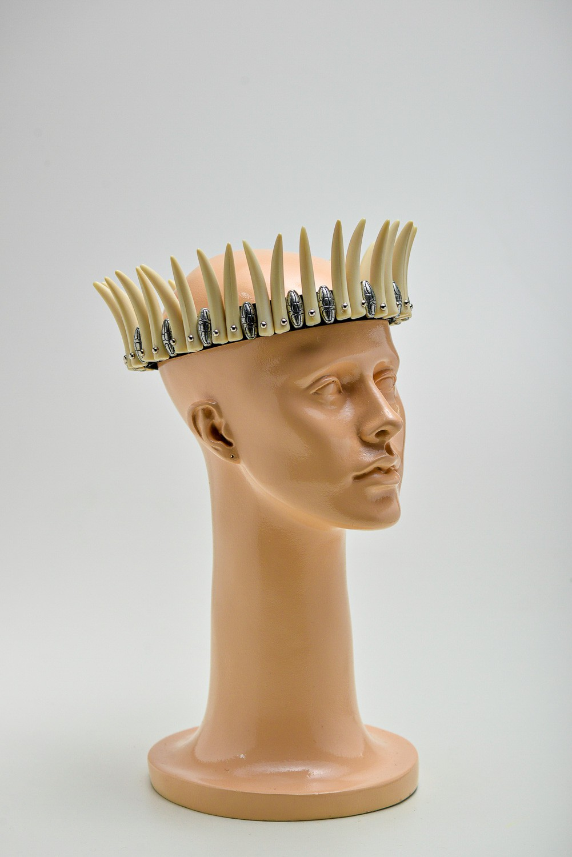 Coroa Rainha Afro
