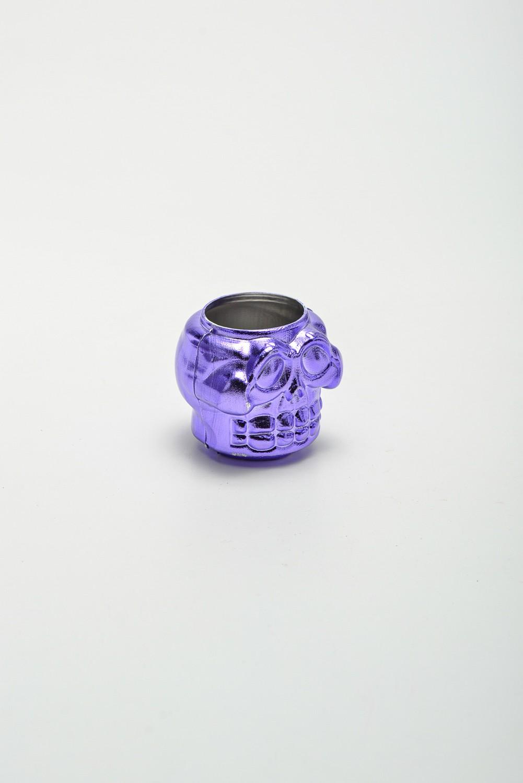 Cranio Alfa Medio Metalizado