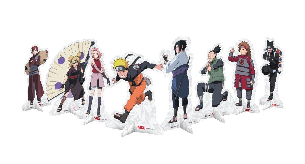 Decoração De Mesa Naruto