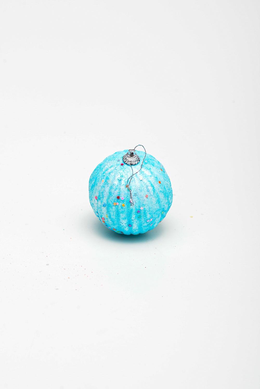 Enfeite Bola Natal Isopor C/ 6 Und