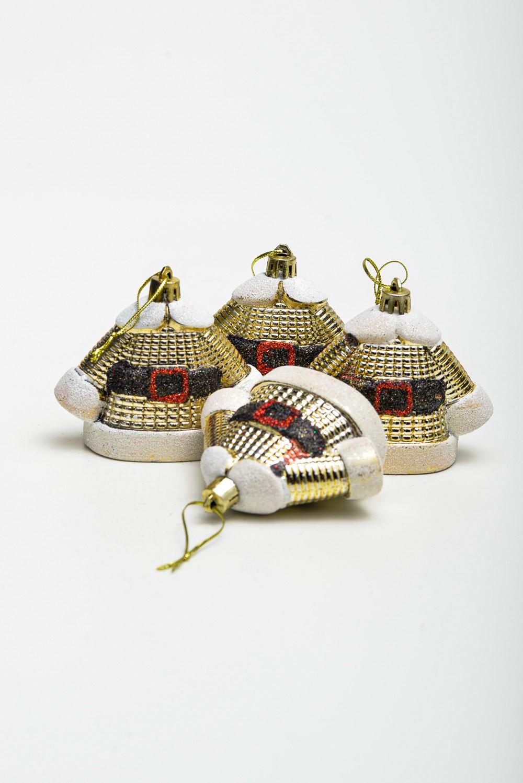 Enfeite Casaquinho Noel Decorativo P/ Arvore