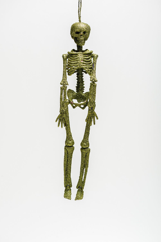 Esqueleto C/ Gliter