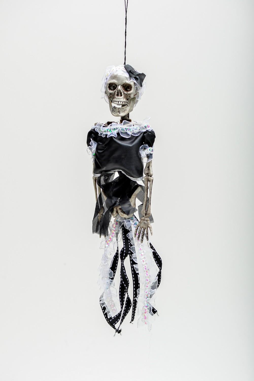 Esqueleto Empregada