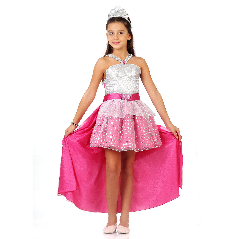 Fantasia Barbie Rock' N Royals Luxo Tam P