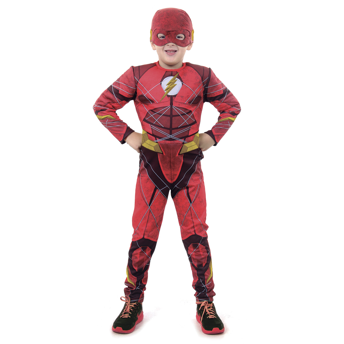 Fantasia The Flash Luxo Tam P
