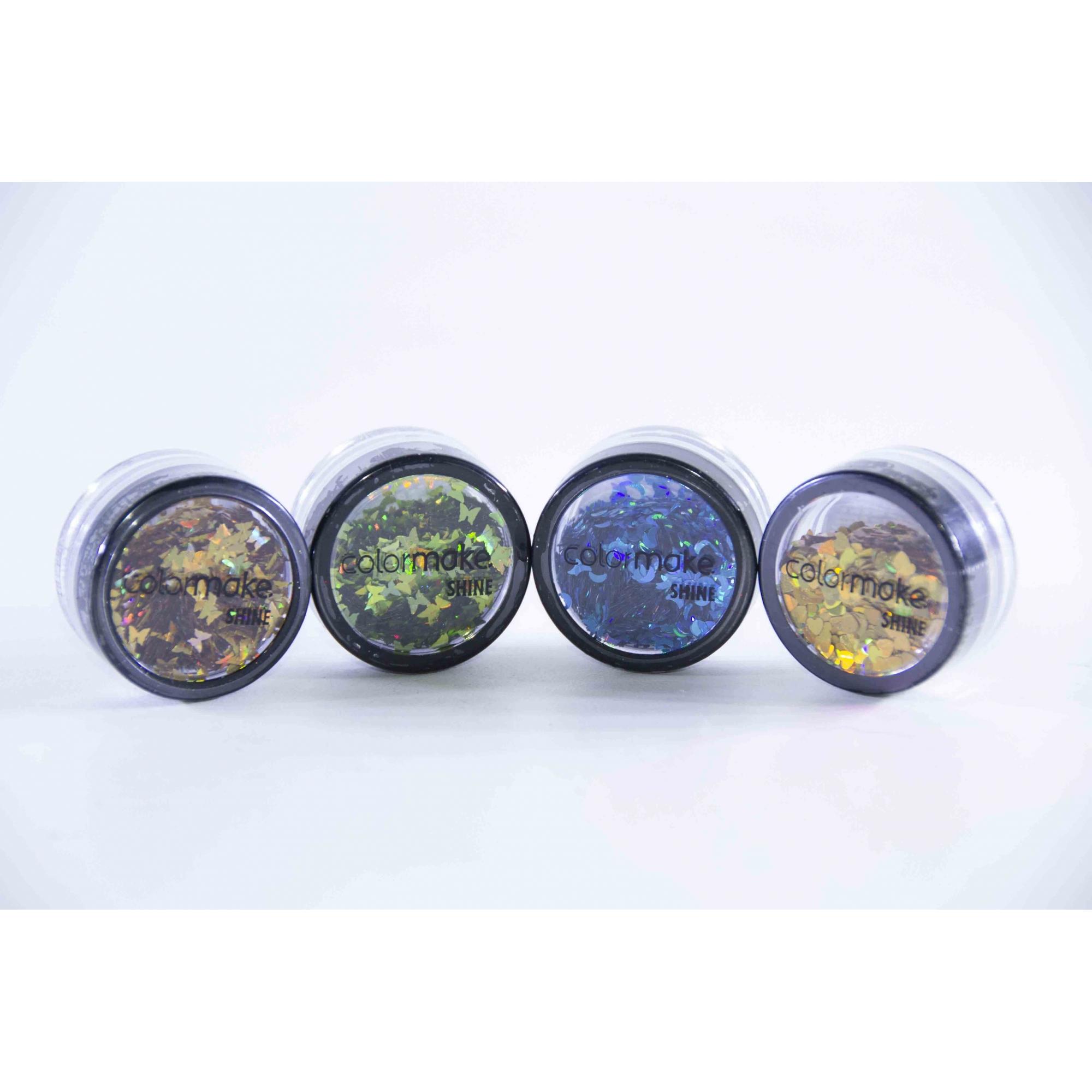 Glitter Shine Borboleta 2G - Color Make