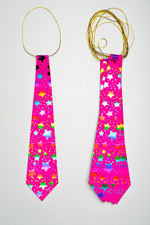 Gravata Estrela Pacote Com 12