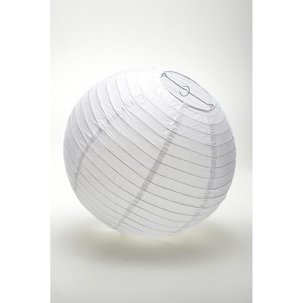 Luminária Japonesa  Branca