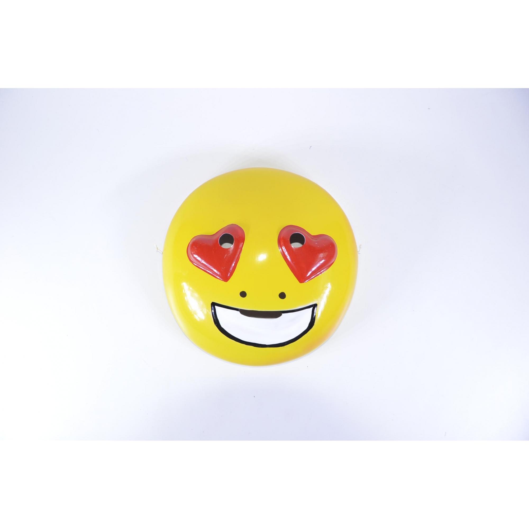 Máscara Apaixonado