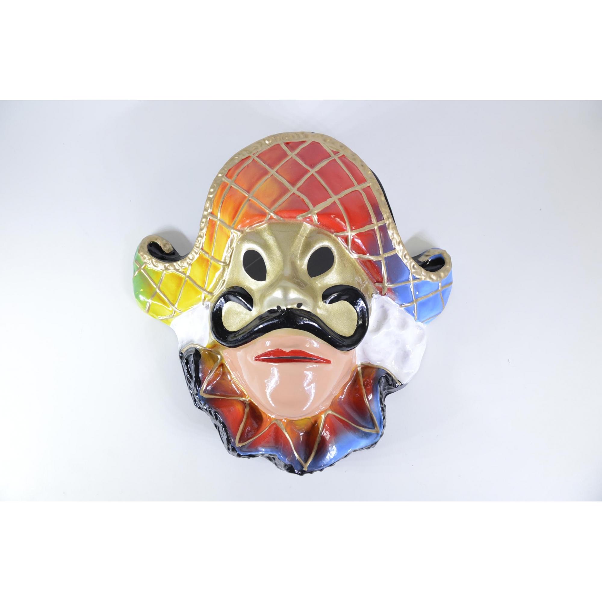 Máscara Arlequim