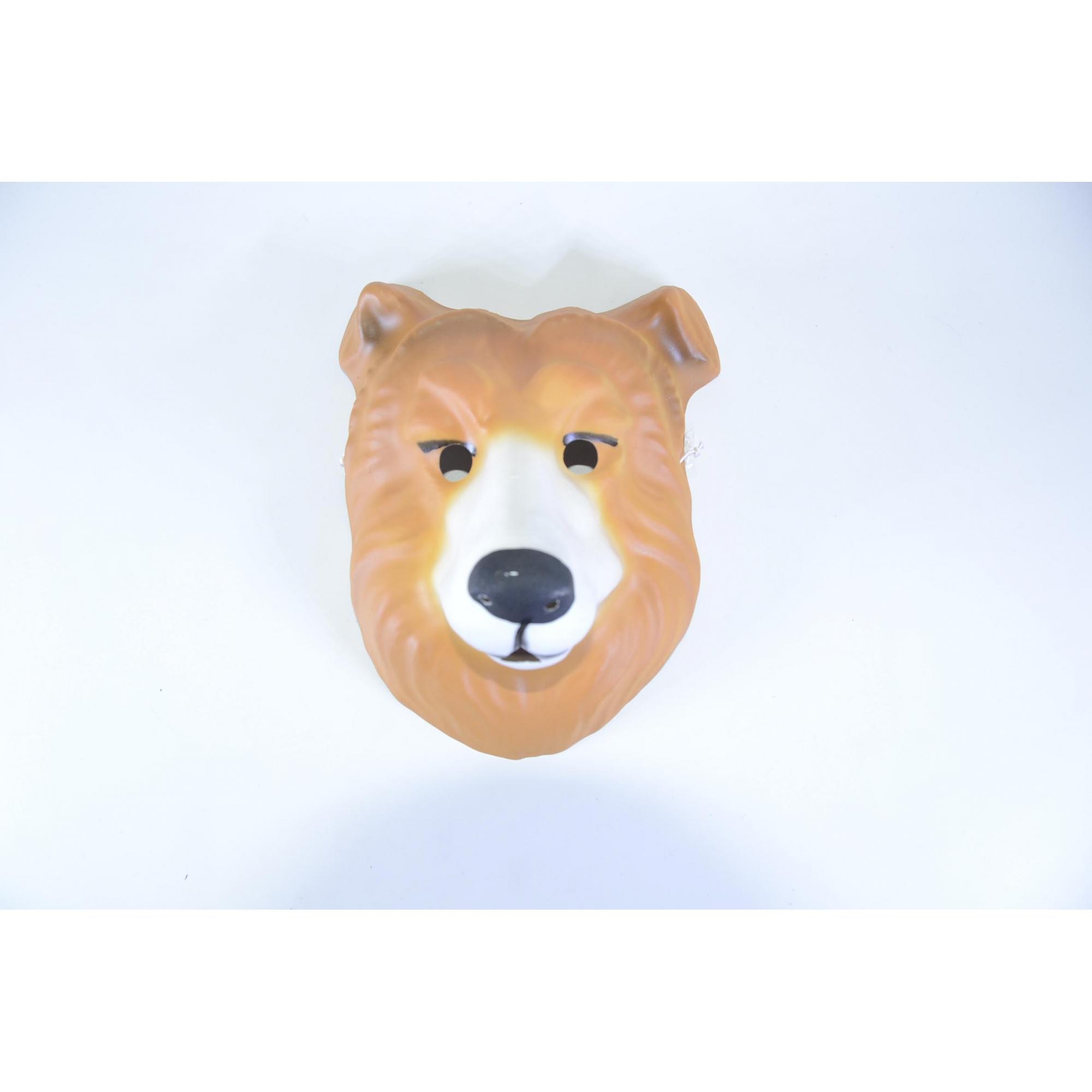 Máscara Cachorro Lassie