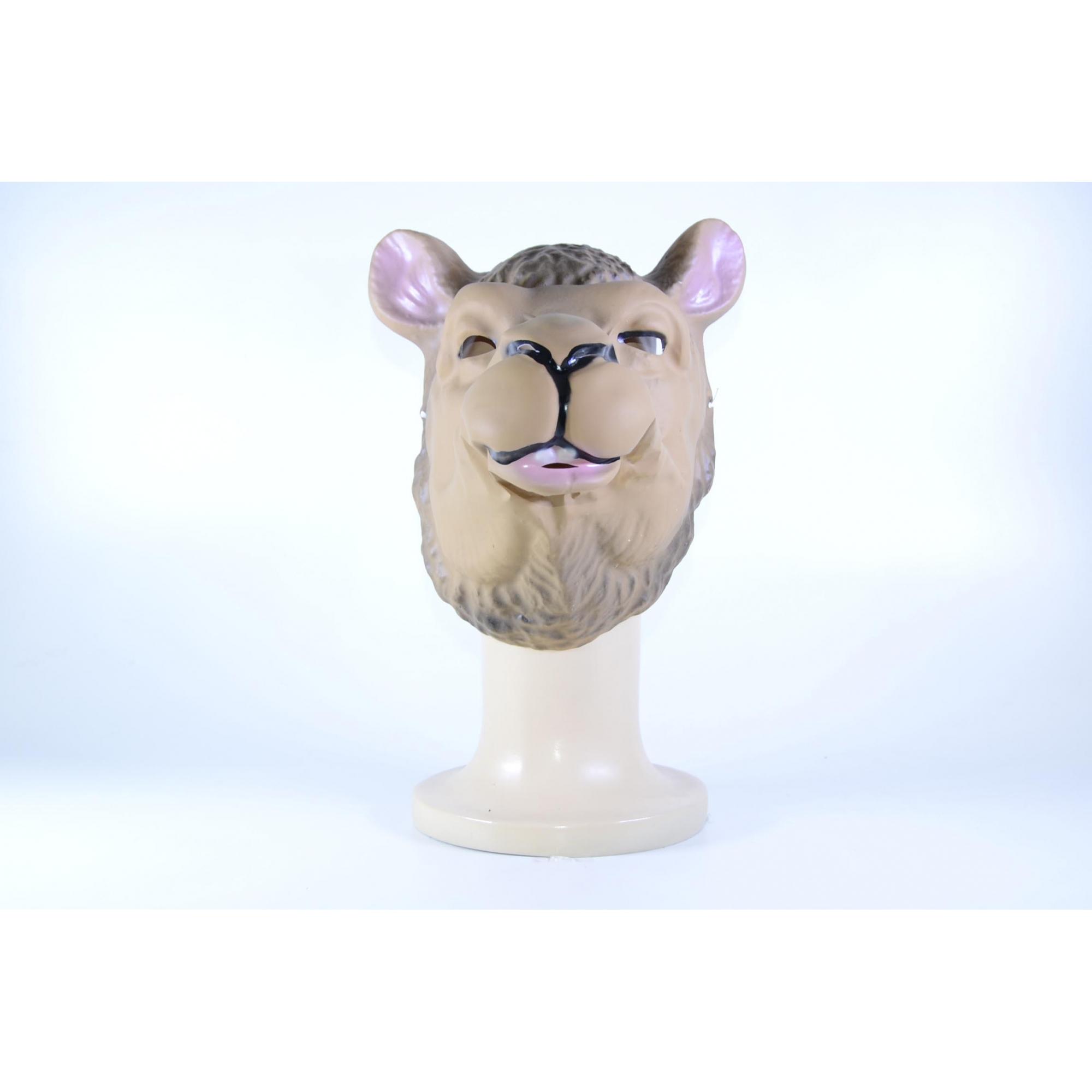 Máscara Camelo Infantil