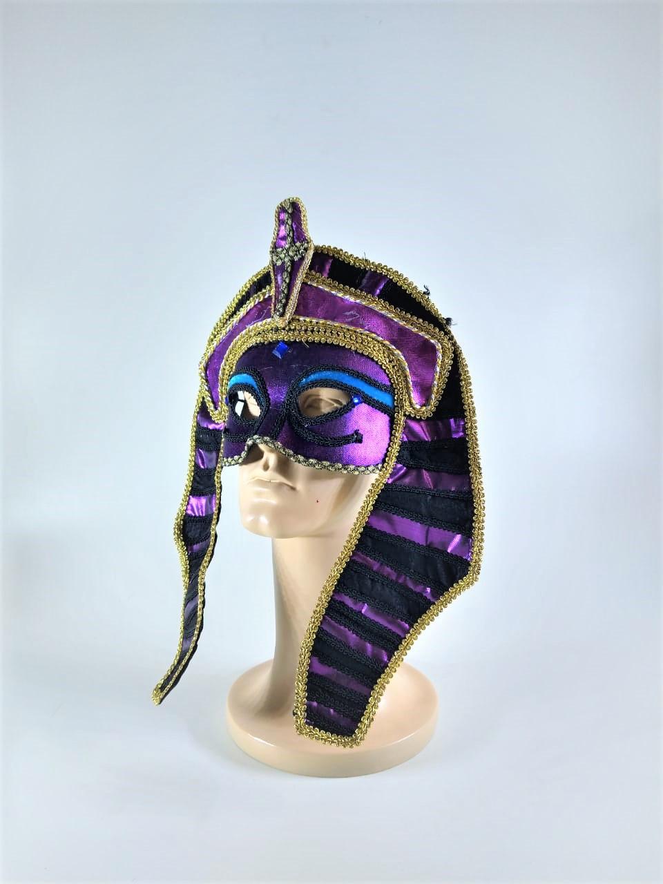 Máscara carnaval Egipcia