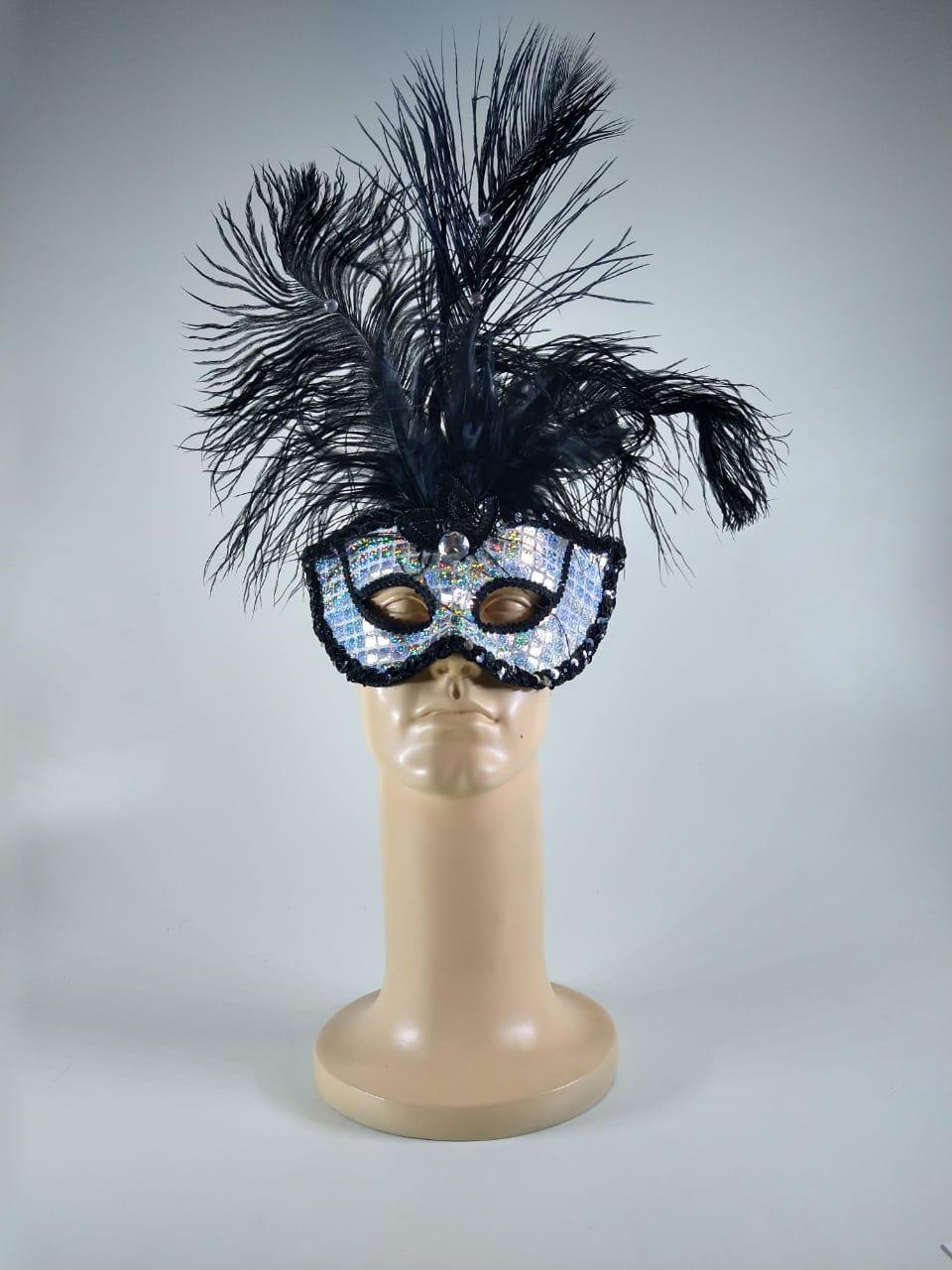 Máscara carnaval veneziana