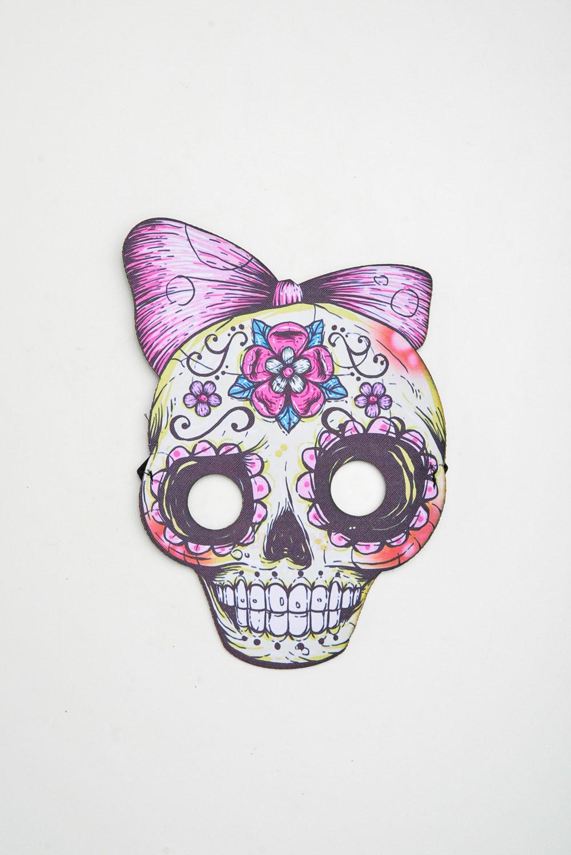 Máscara Caveira Mexicana  1