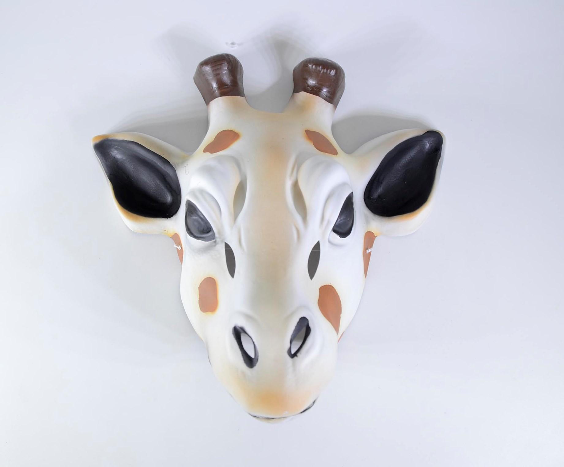 Máscara Girafa P