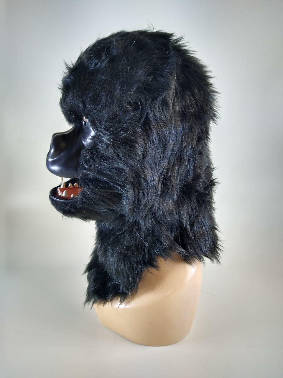 Máscara Gorila Articulada