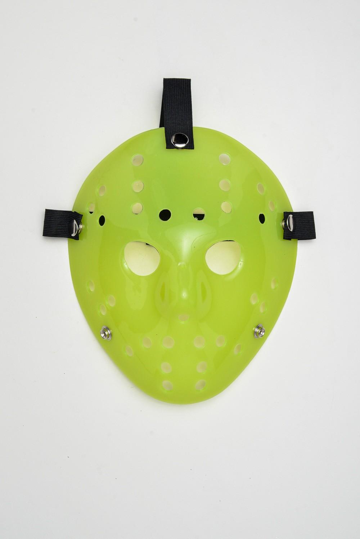 Máscara Hockey Brilha No Escuro