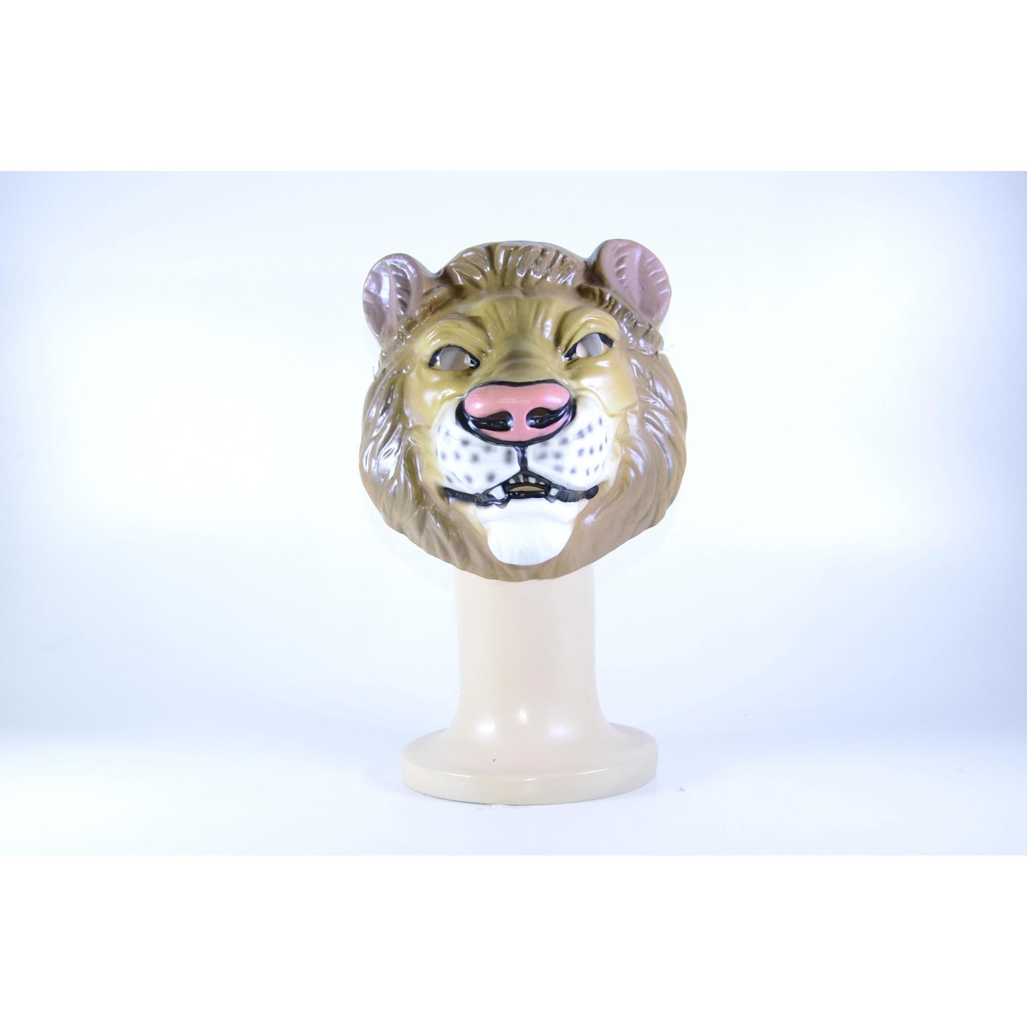 Máscara Leão Adulto