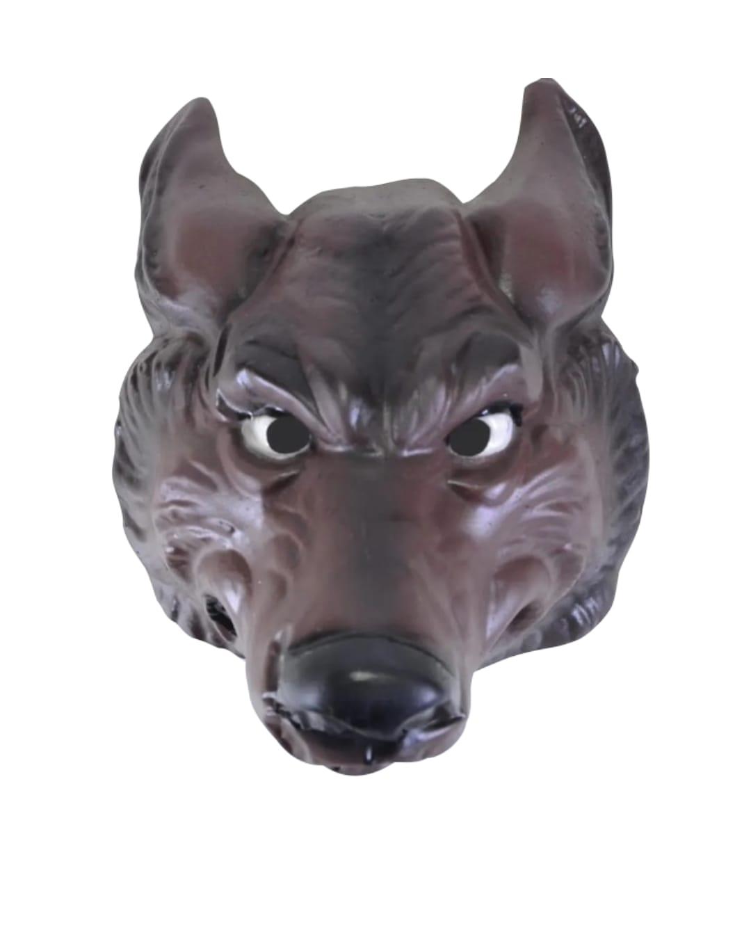 Máscara Lobo P