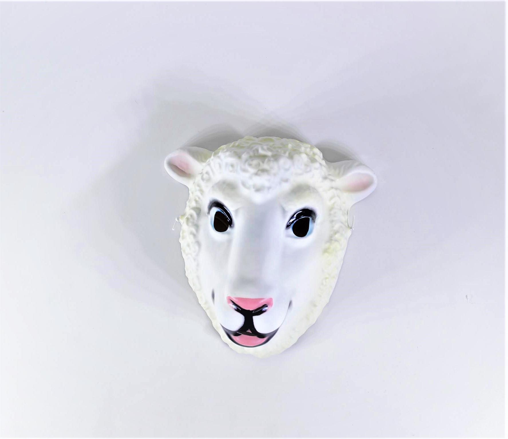 Máscara Ovelha Infantil