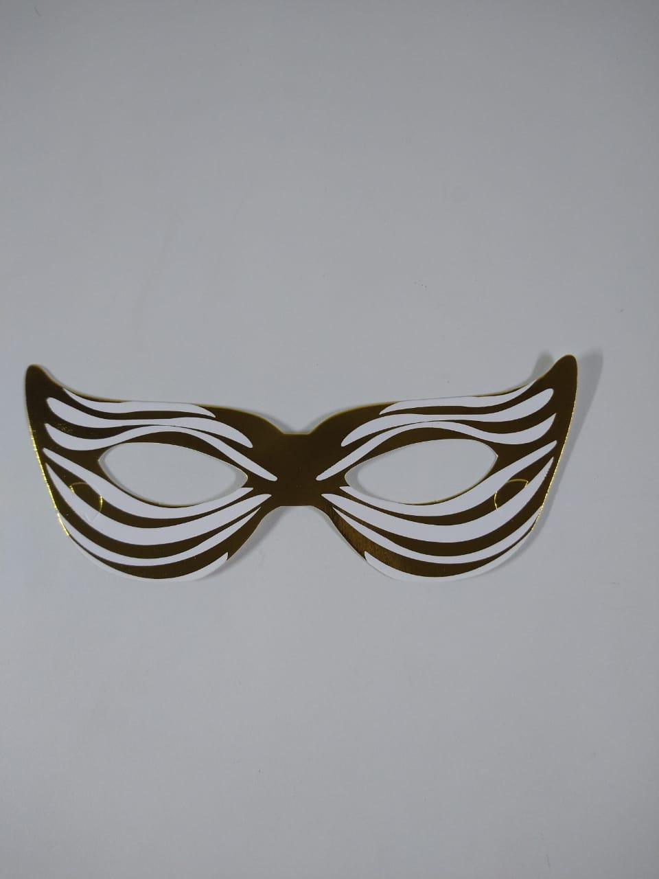 Máscara Papel c/12 unid.