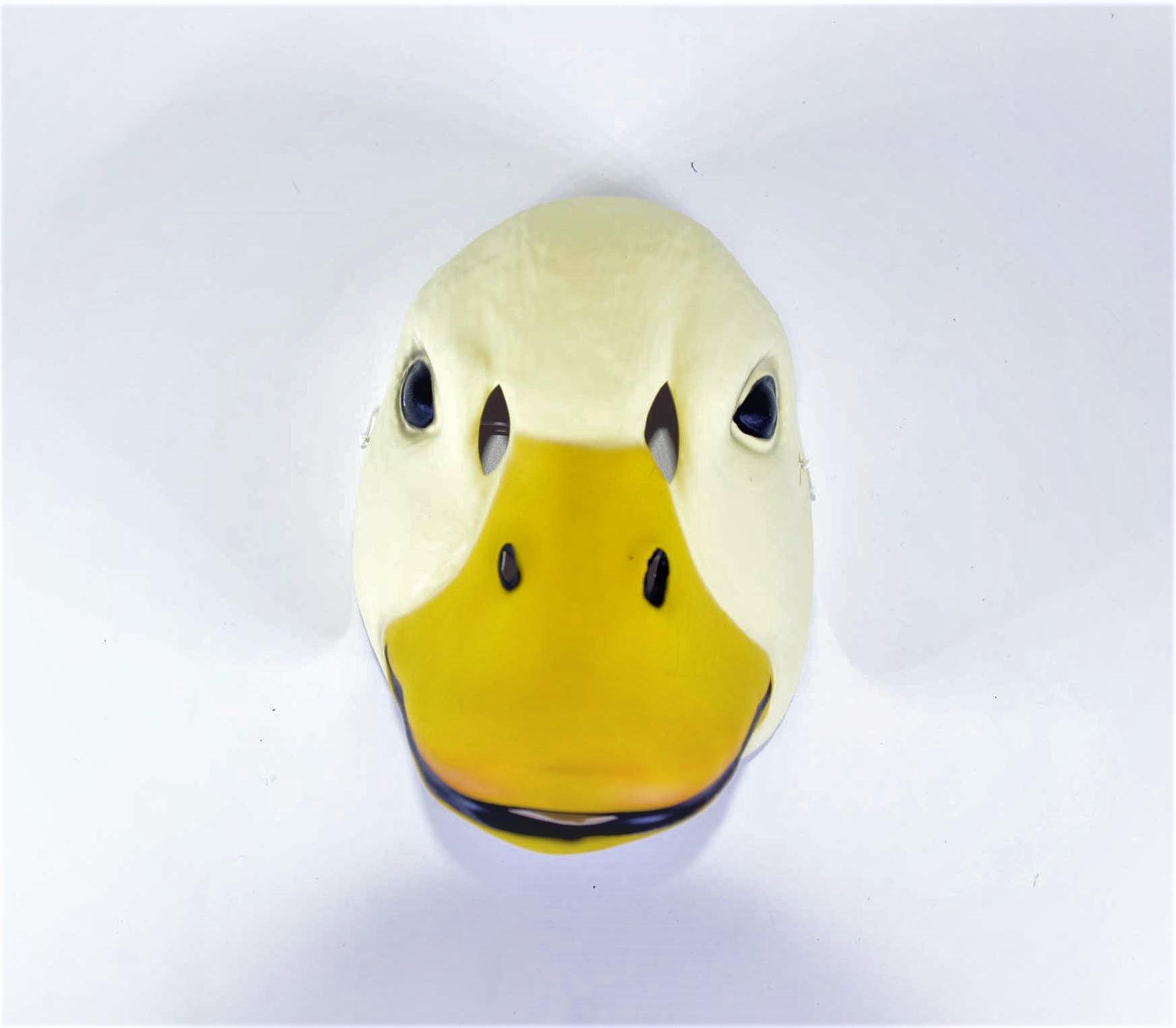 Máscara Pato
