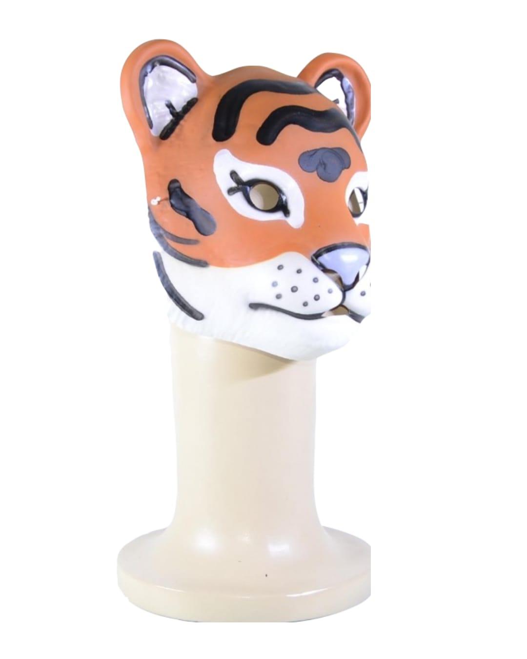 Máscara Tigre Infantil