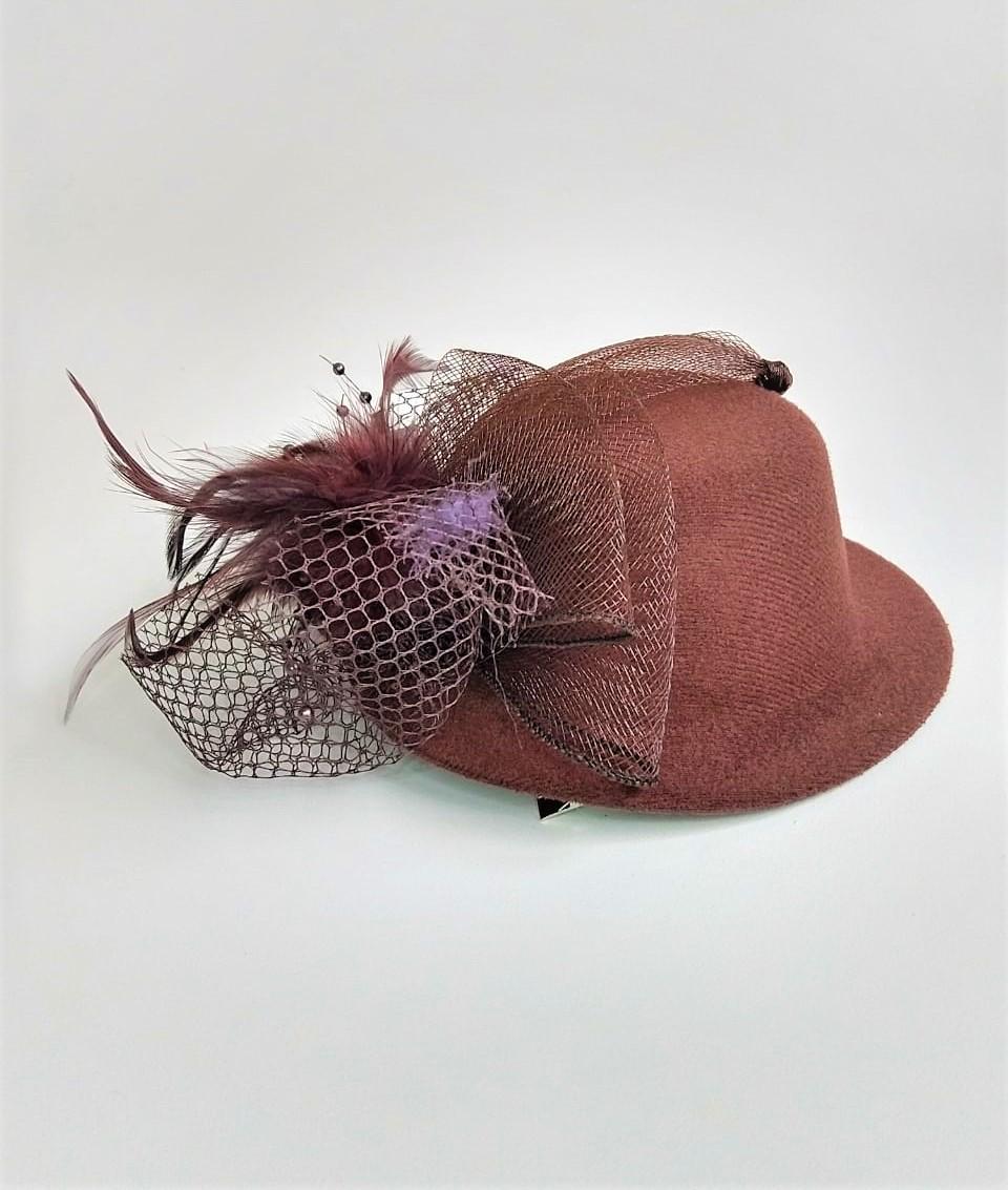 Mini Chapéu Madame