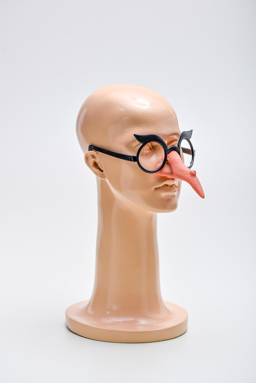Óculos Nariz De Bruxa