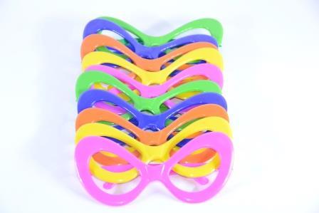 Óculos Pct Com 10 Plástico Colorido E.T Gd