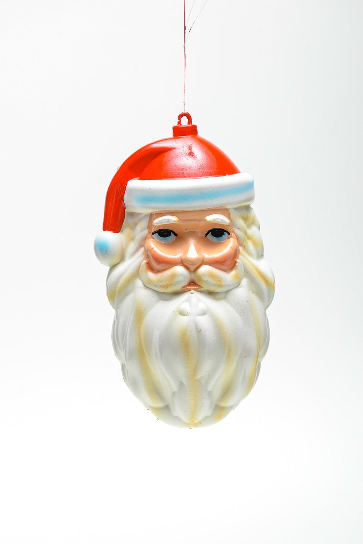 Pingente de Papai Noel  Alfa