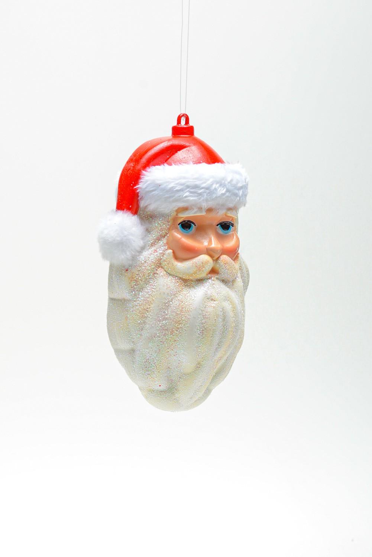 Pingente de Papai Noel Alfa Decorado