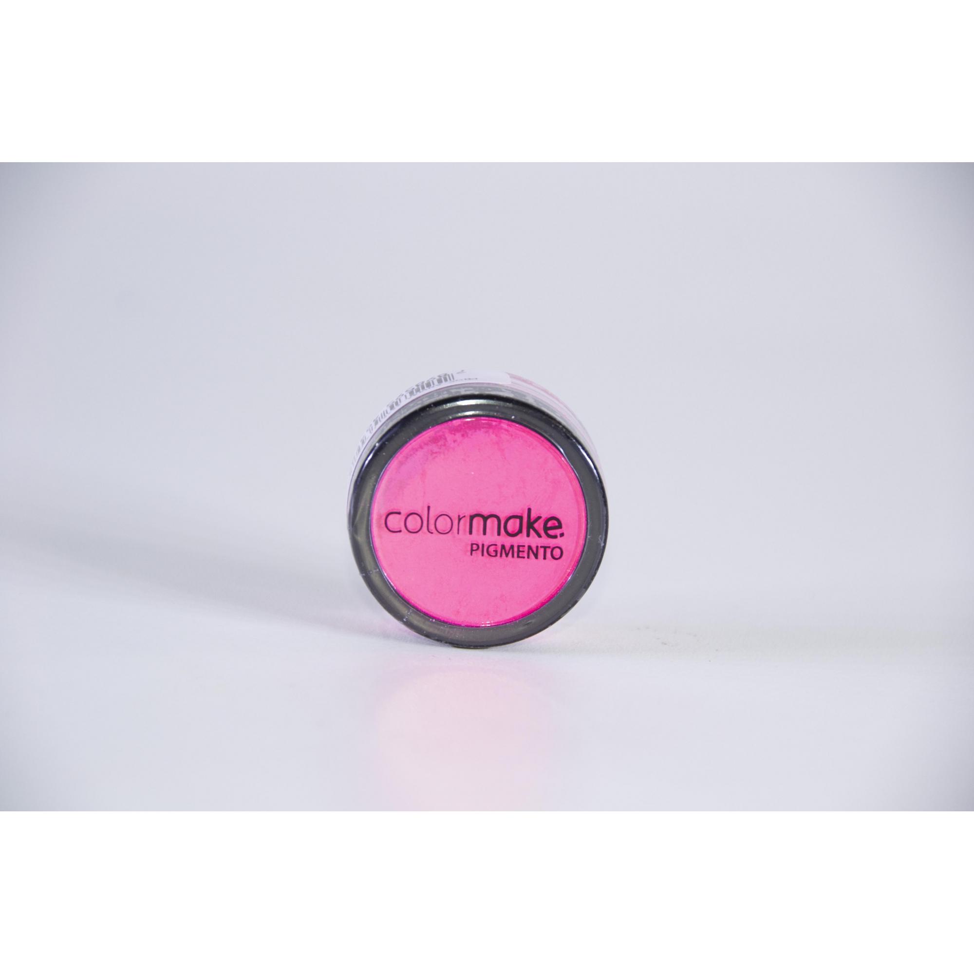 Pigmento Em Pó Matte Neon   - Color Make