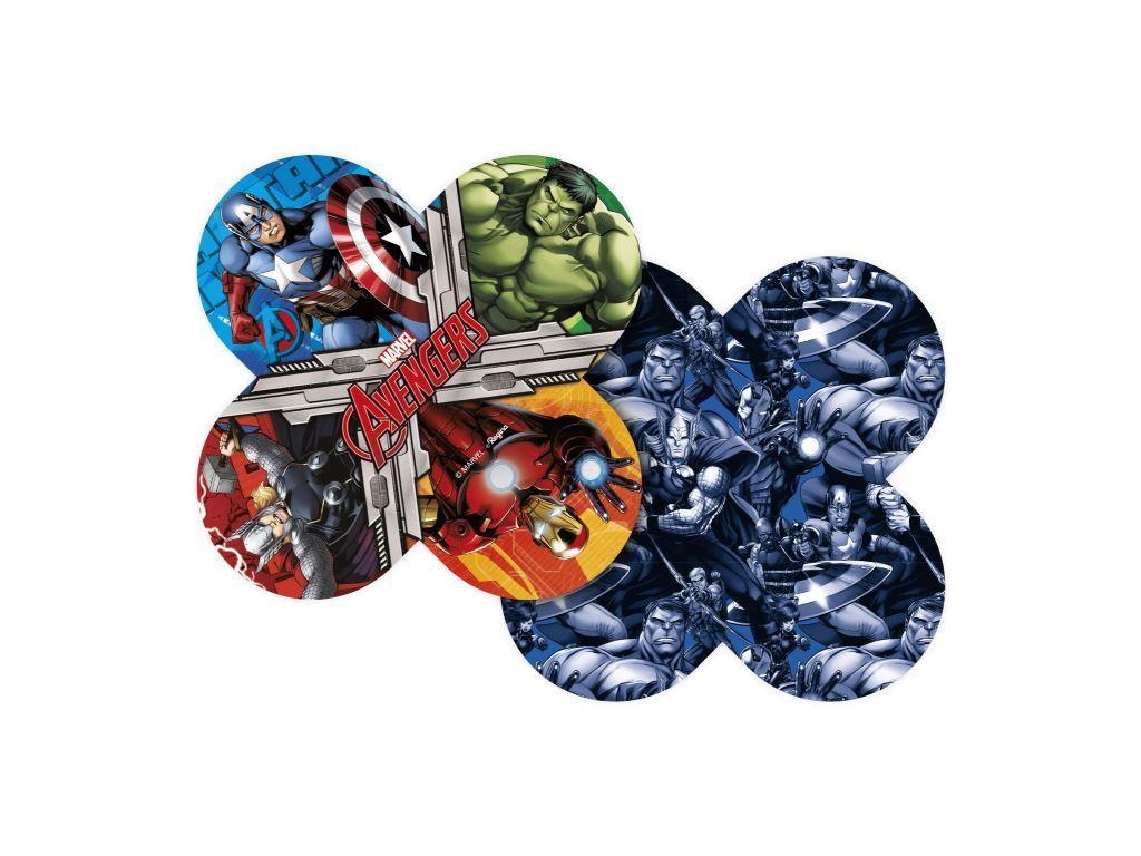 Porta Forminha Avengers