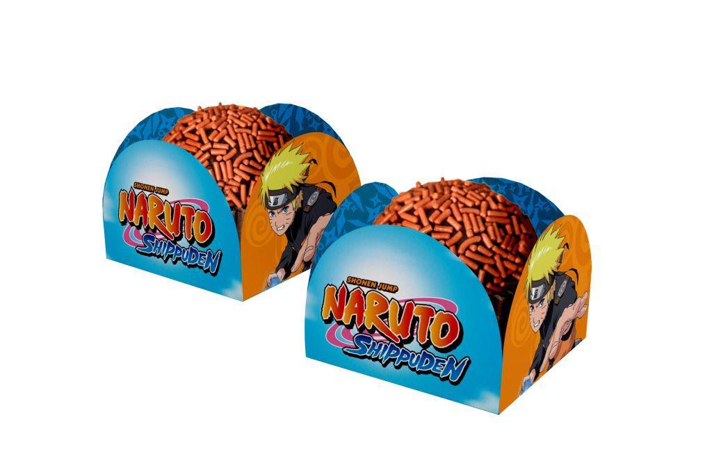 Porta Forminha Naruto