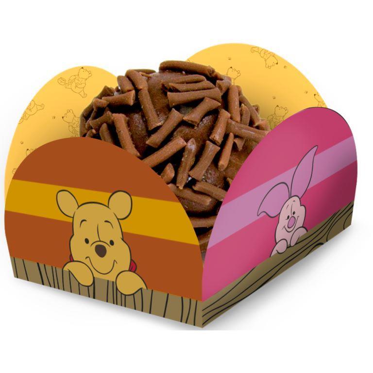 Porta Forminha Winnie The Pooh