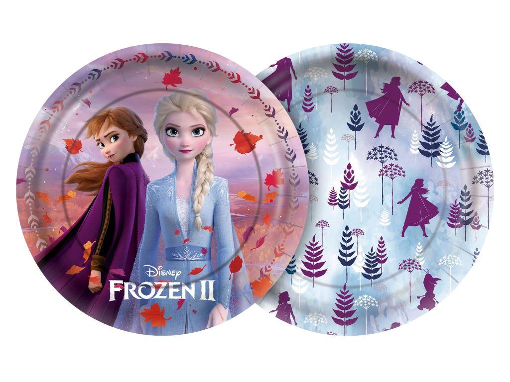Prato 18Cm Frozen II