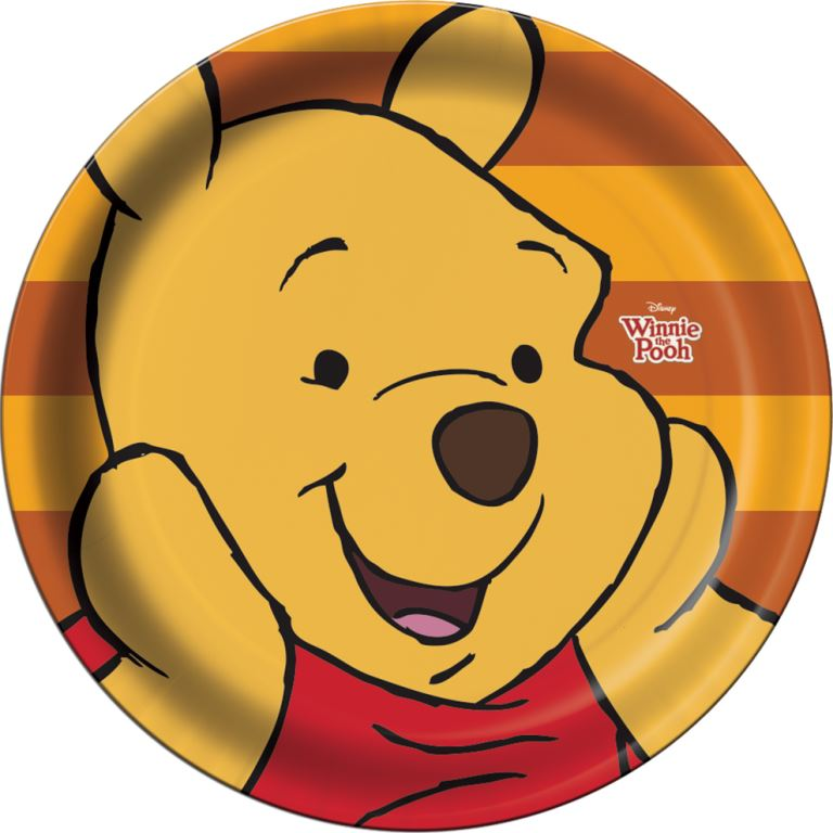 Prato 18Cm Winnie The Pooh
