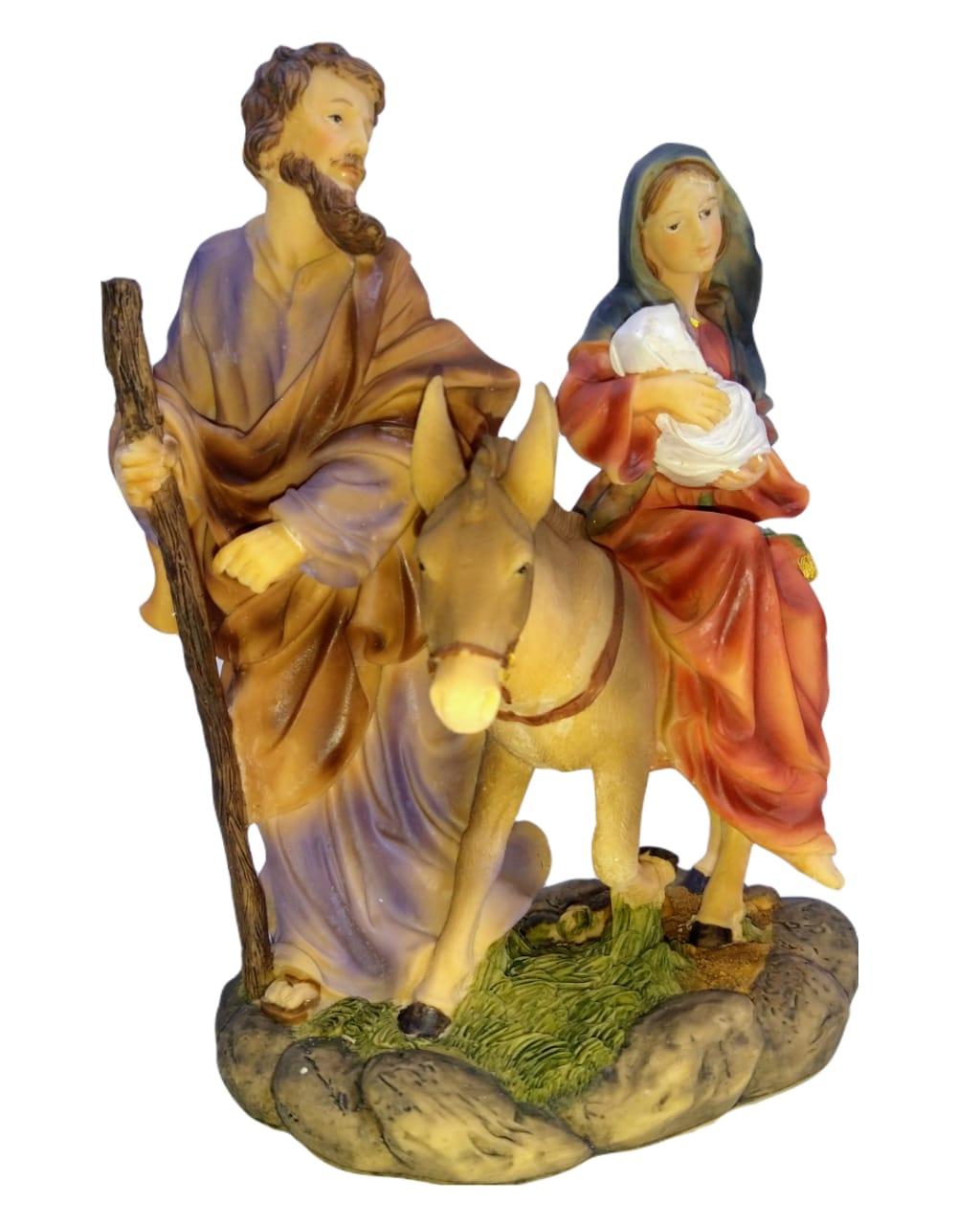 Presépio Maria,José E Jesus