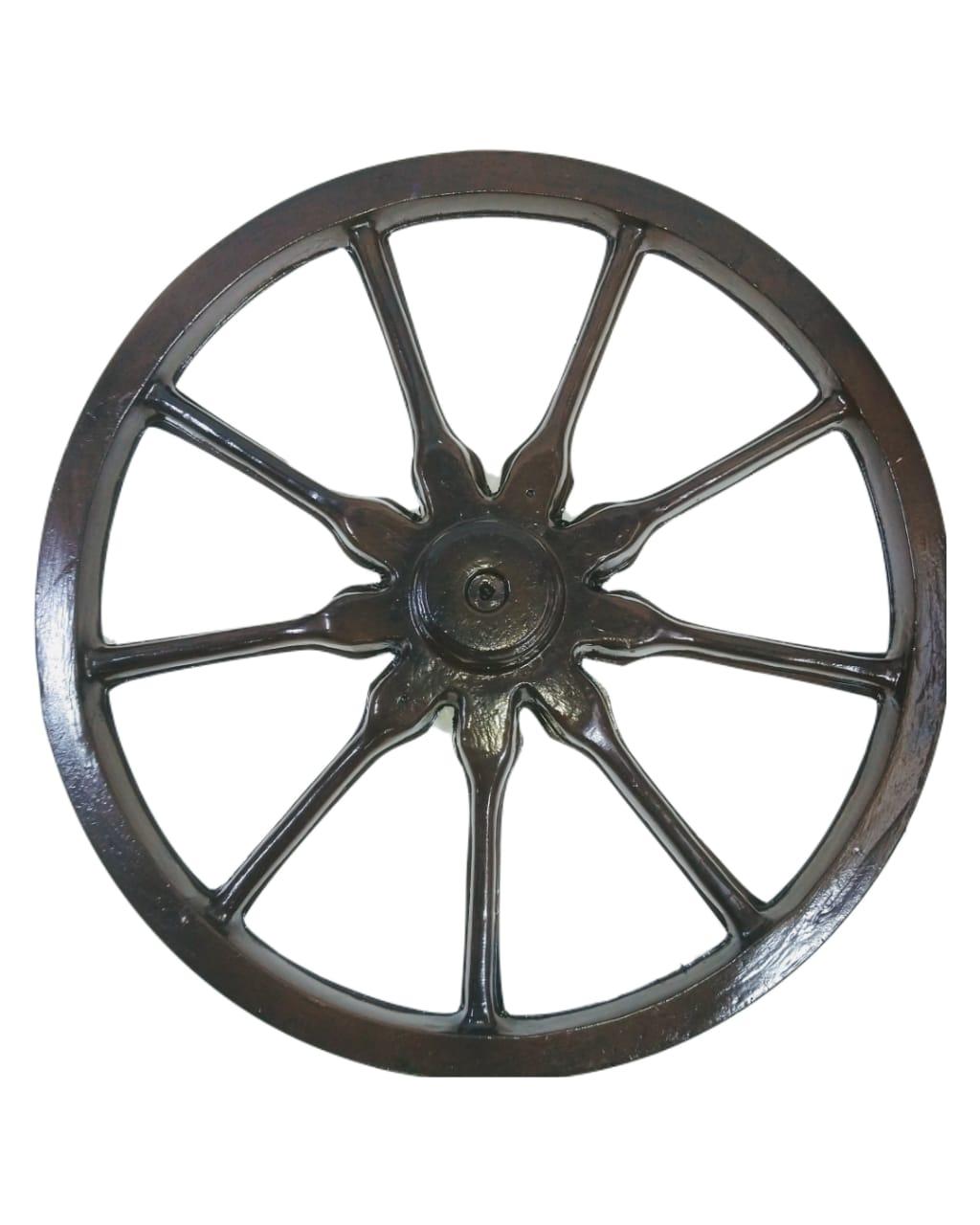Roda de Carroça P de Plástico