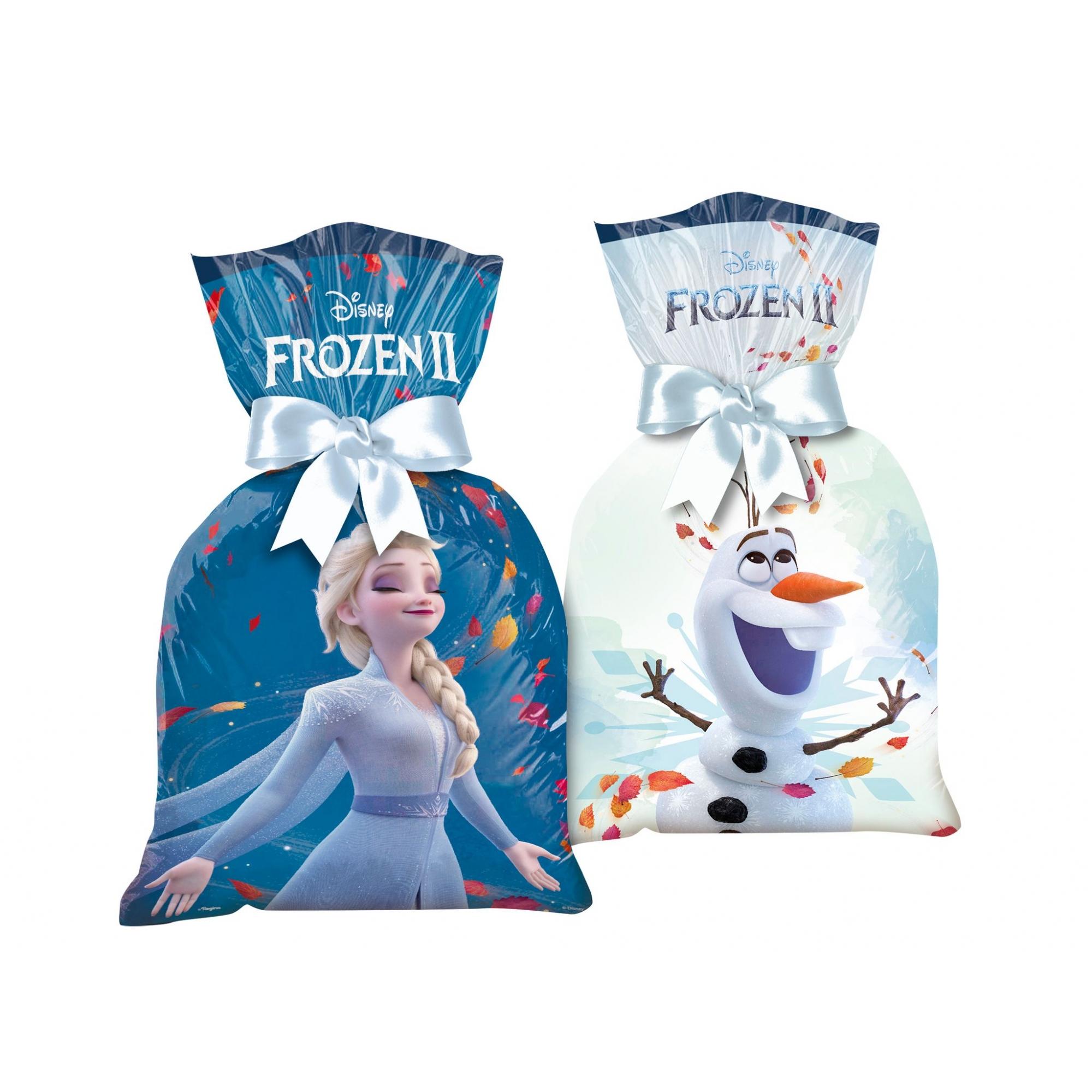 Sacola Plástica Frozen II