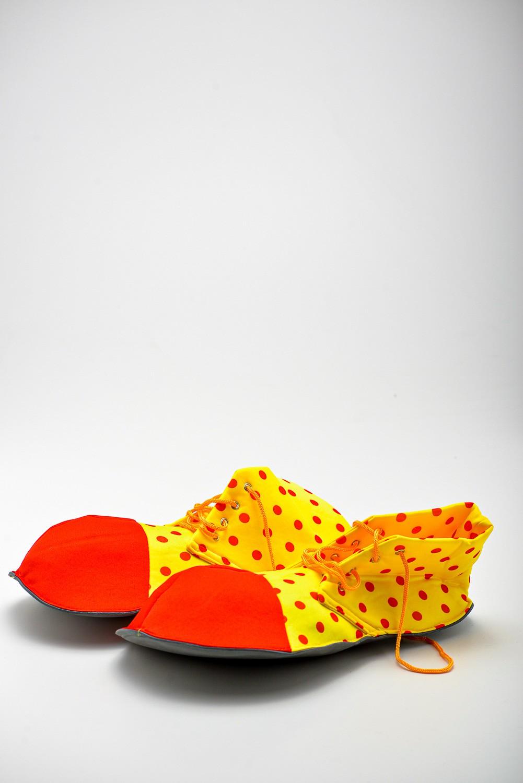 Sapato Palhaço