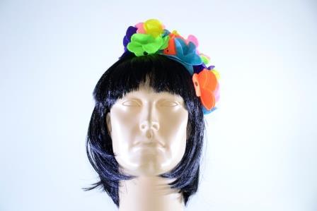 Tiara Flores Colorido