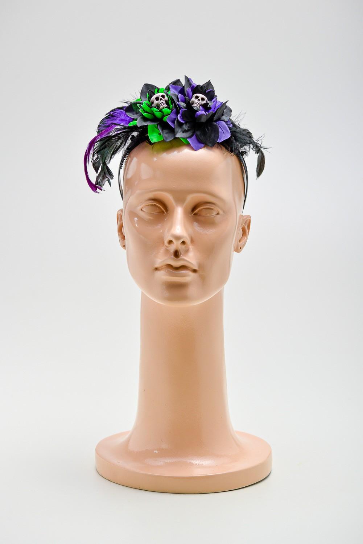 Tiara Flores Cranio