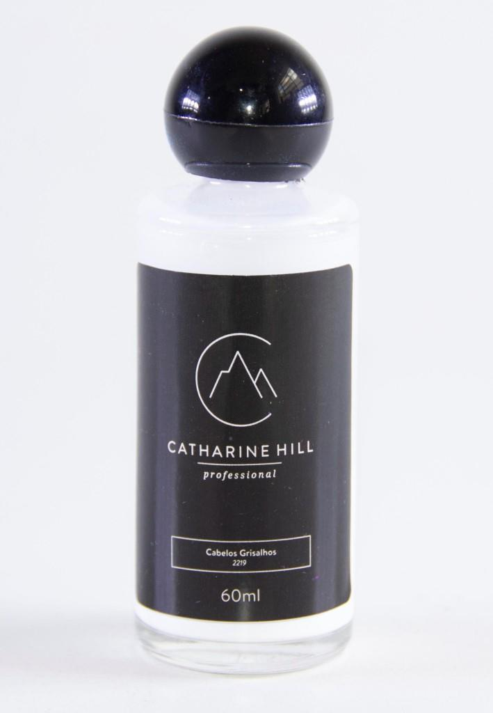 Tinta Para Cabelo Grisalhos  Branco 2219 60G - Catharine Hill