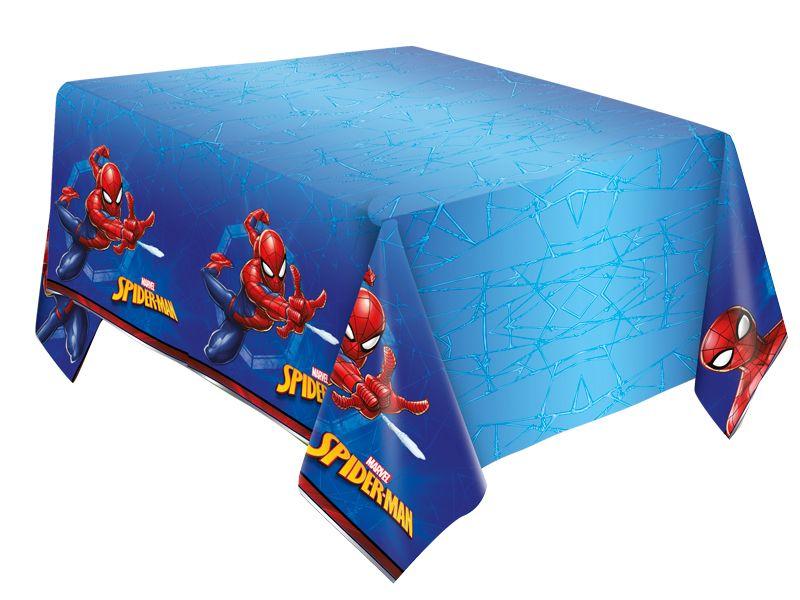 Toalha De Mesa 2,20M X 1,20M Spider Man